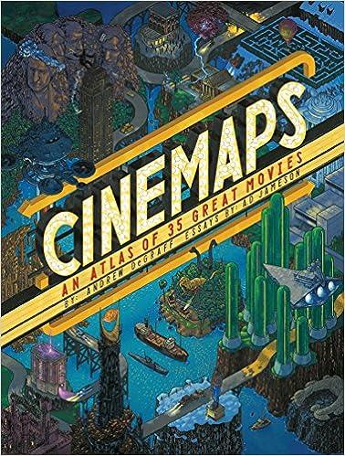 An Atlas of 35 Great Movies: Amazon.es: Andrew Degraff, A. D. Jameson: Libros en idiomas extranjeros