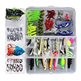 Best Fishing Tackles - Fishing Lure 233Pcs 1 Set Freshwater Saltwater Trout Review