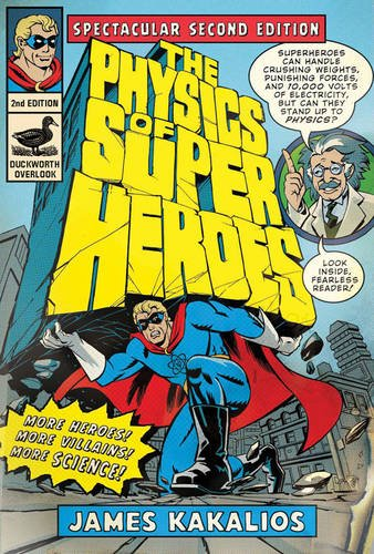 Download The Physics of Superheroes PDF