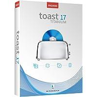 Roxio Toast 17 Titanium - Complete DVD Burner & Digital Media Suite[Mac Disc] [Old Version]
