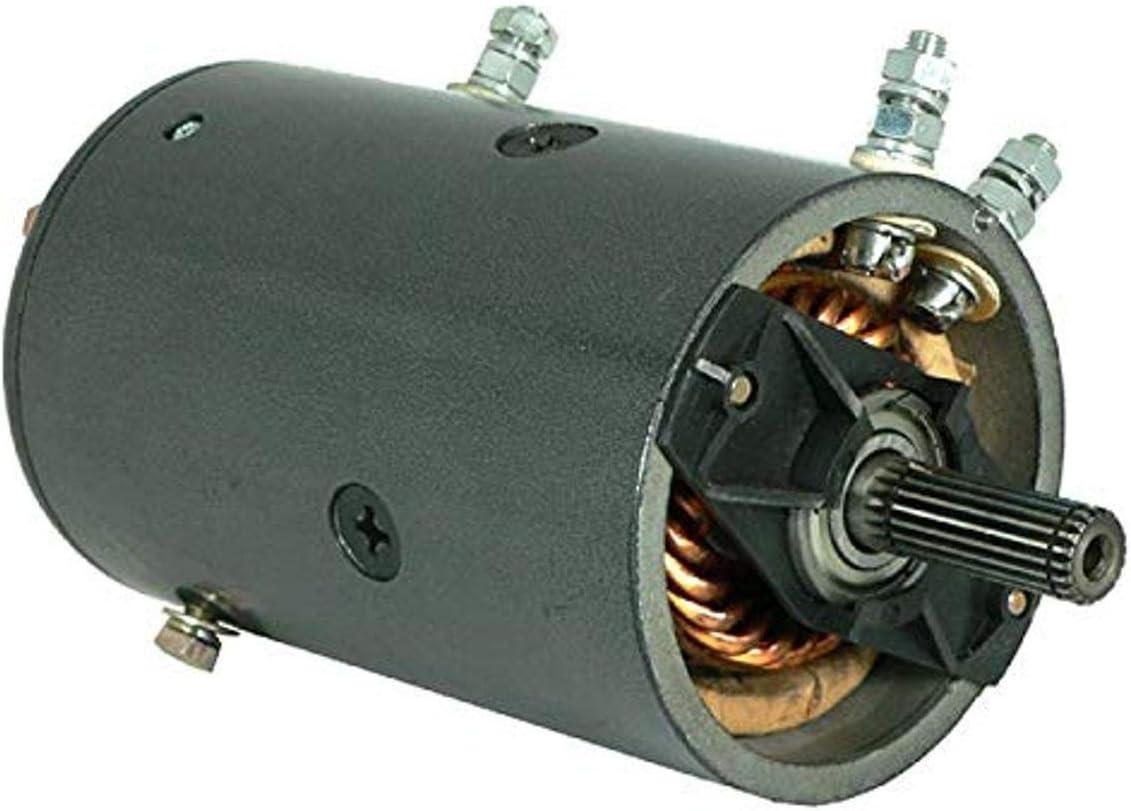 DB Electrical LRW0013 Winch Motor for Superwinch Husky Arco Marine Warn /MX12085, M12000, MX10000, M10000, M8274 /W-7623, W-7620, W-8923, W-8923-DBB /MRVB4, MRVB5, MRVB7 /9130450047, 7536, 15877