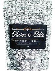 Oliver & Edie Organic Coffee Beans 250 g
