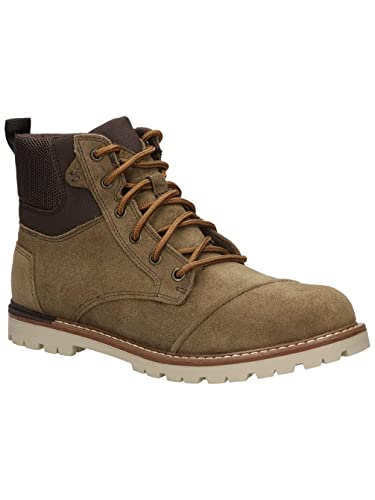 8dc5d4eb655 TOMS Men s Ashland Waterproof Boot Twig Oiled Suede 9 ...