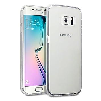 samsung s6 clear gel case