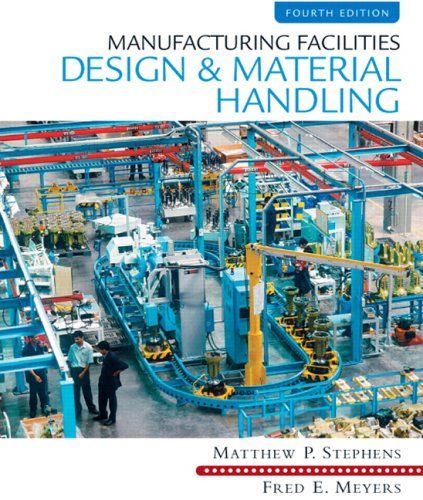 Manufacturing Facilities Design & Material Handling (4th Edition)