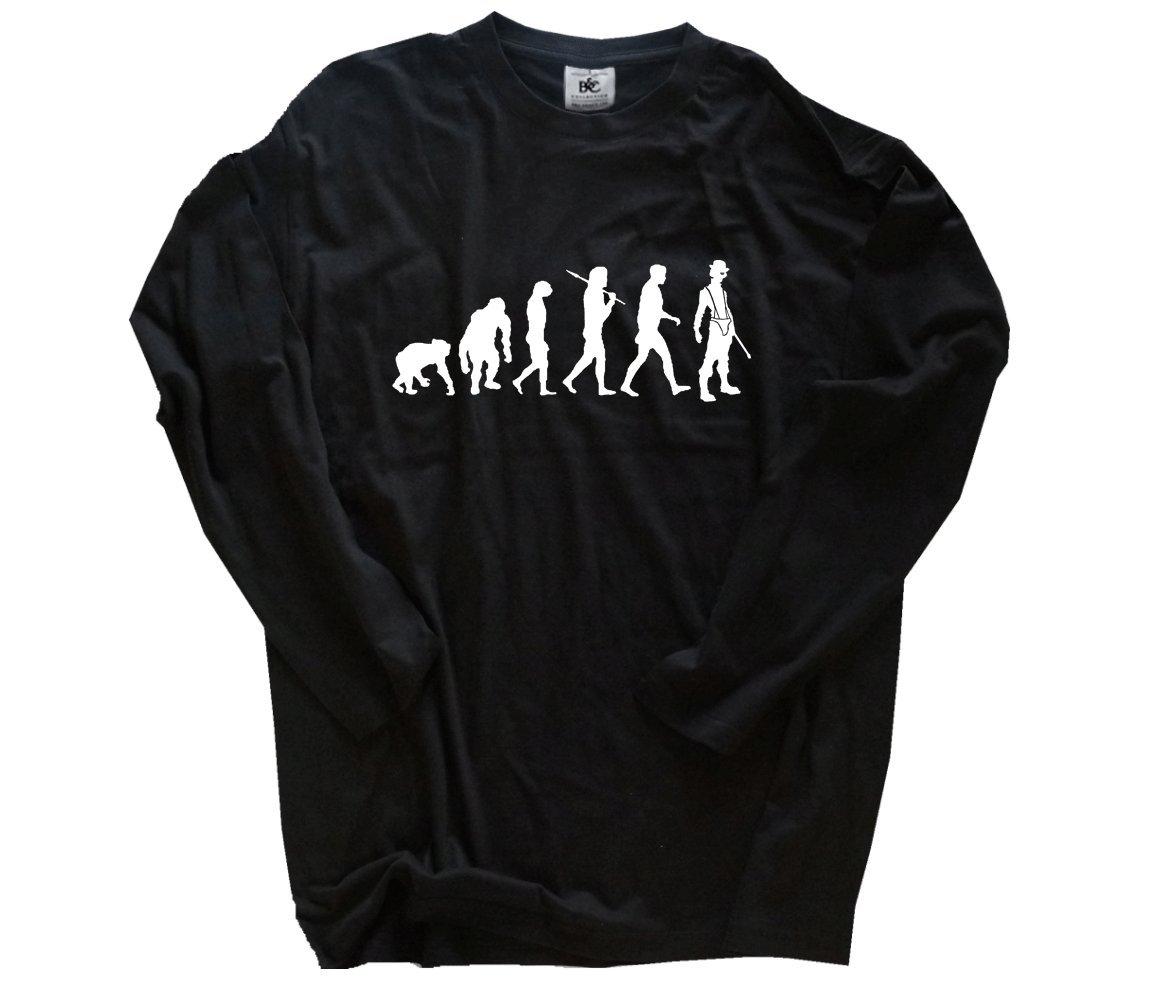 Shirtzshop T-shirt T-shirt T-shirt Evolution Lehrer B00PST99CI T-Shirts Langfristiger Ruf 00b16e