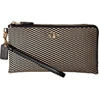Womens Exploded Rep Double Zip Wallet