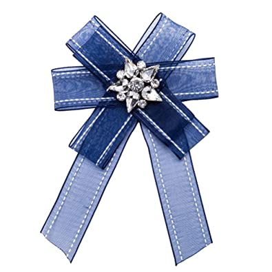 SKZKK Lace Pre-Tied Ribbon Regalos de Flores de Diamantes de ...