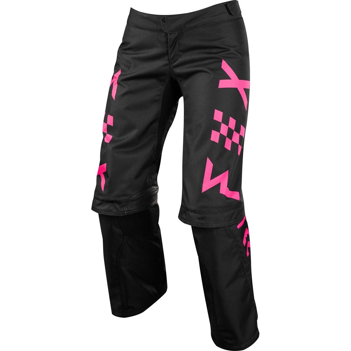 2018 Fox Racing Womens Switch Pants-Black/Pink-6