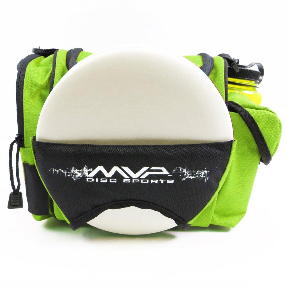MVP Disc Sports MVP Beaker Competition Disc Golf Bag - Lime by MVP Disc Sports