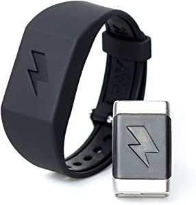 Pavlok Shock Clock Wake Up Trainer – Wearable Smart Alarm Clock - Never Hit Snooze Again