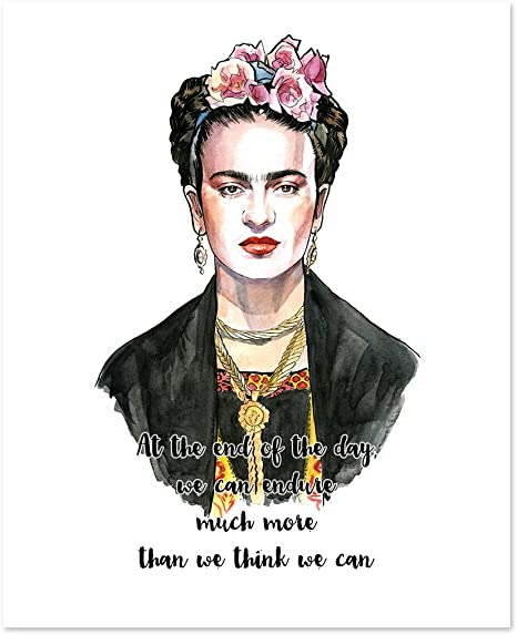 Frida Kahlo 15 Movie Poster Canvas Picture Art Premium Quality
