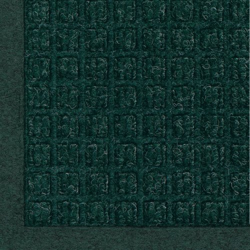 [Andersen 280 WaterHog Fashion Polypropylene Fiber Entrance Indoor/Outdoor Floor Mat, SBR Rubber Backing, 3' Length x 2' Width, 3/8