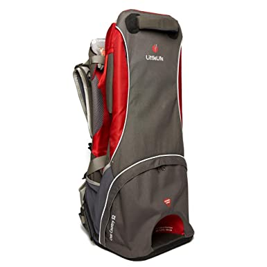 cb4ff7caa05 LittleLife Cross Country S2 Child Carrier: Amazon.co.uk: Clothing