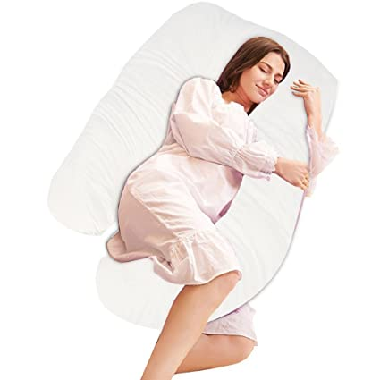 aba9118588b29 Amazon.com: Nexttechnology Pregnancy Pillow Home Sleeping ...