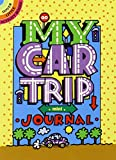My Car Trip Mini-Journal (Dover Little Activity Books)