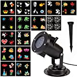 ANPHSIN Projector Lights 15 Pattern Lens Switchable