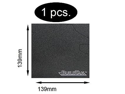 buildtak 139 x 139 mm bt55 X 55 Impresión cama revestimiento de ...
