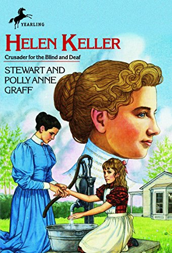Helen Keller (Young Yearling Book)