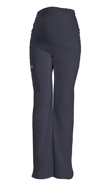 913a8631812 Amazon.com: Cherokee Workwear Maternity V-Neck Top 4708 & Maternity Pull On  Pant 4208 Scrub Set: Clothing