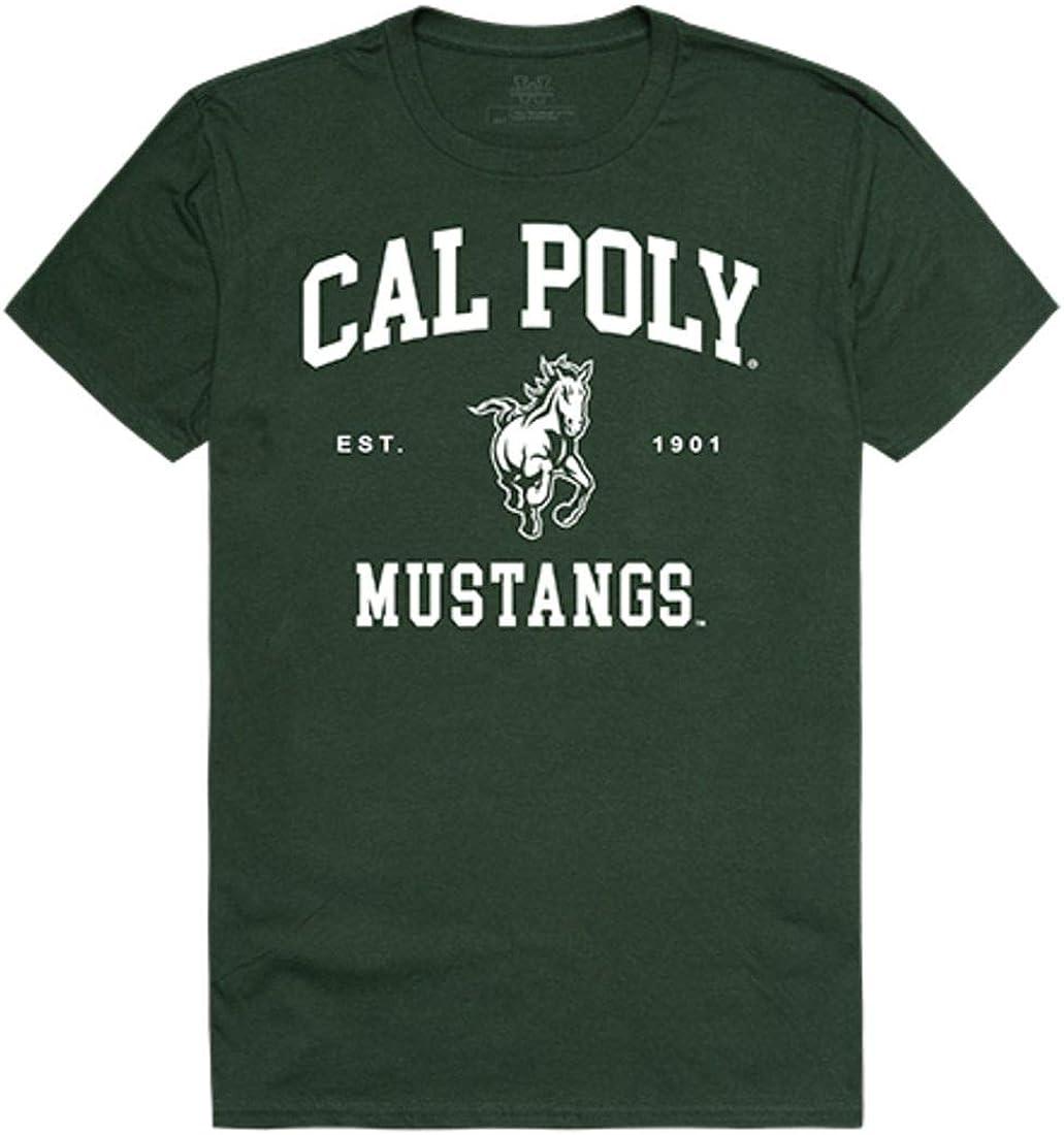 NCAA Cal Poly Mustangs T-Shirt V1