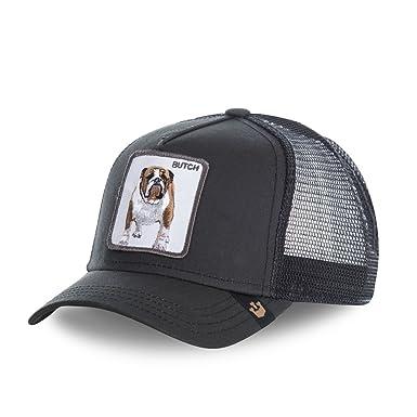 emballage fort détaillant en ligne enfant Goorin Bros. Casquette Baseball Butch Gris