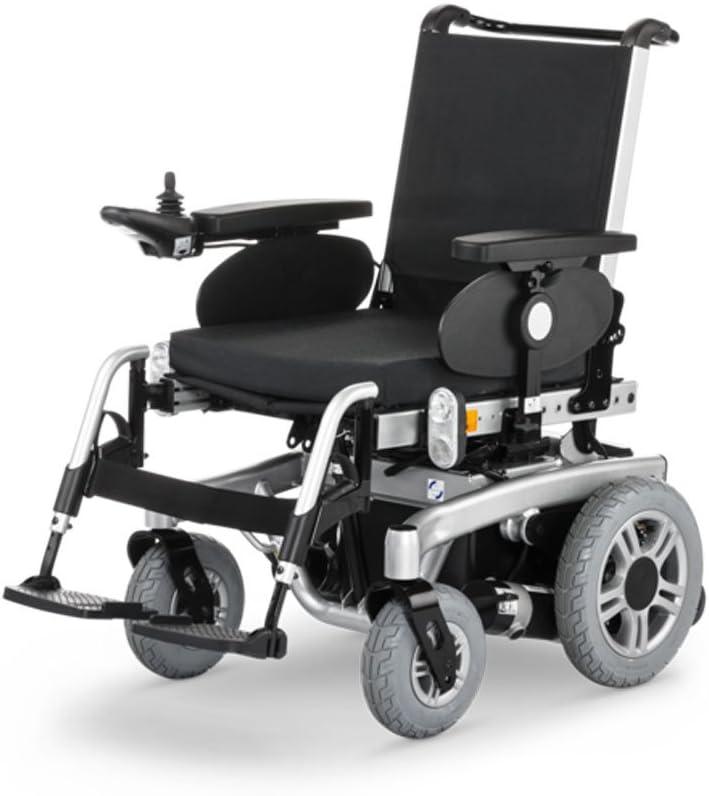 S de silla Meyra ichair MC de 1, modelo básico de sillas eléctricas, hasta 120kg Incluye anlieferung/einweisung/montaje in situ Asiento ancho 43cm