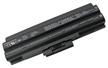 Replacement Battery for Sony Vaio VGN-SR51MF: Amazon co uk: Electronics