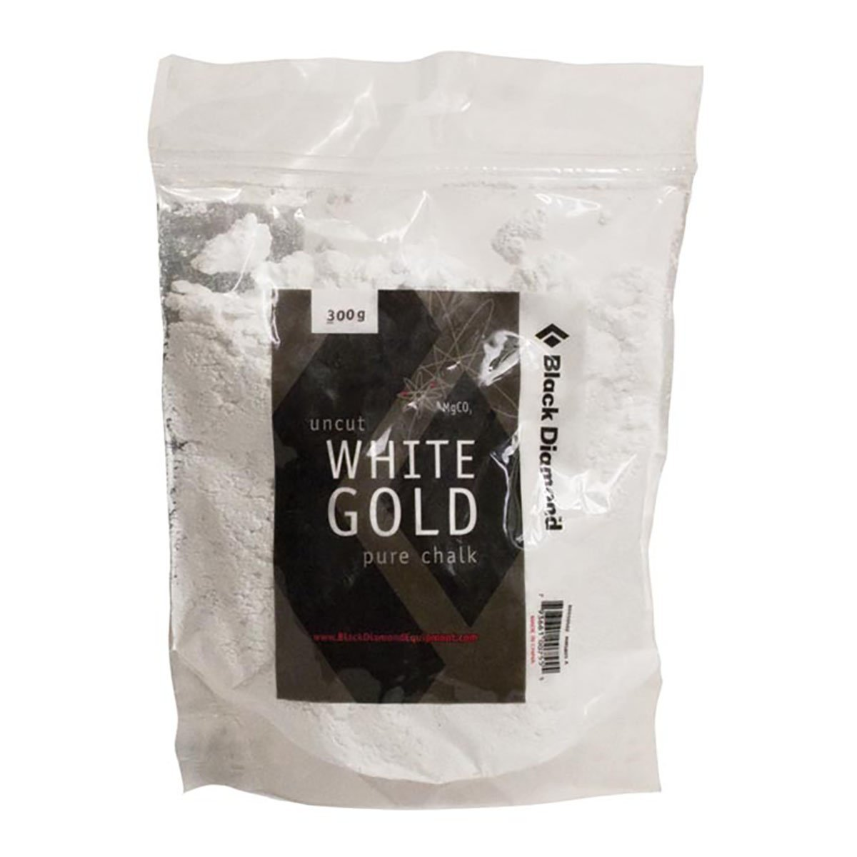 Black Diamond 300 g Loose Chalk, 300g, White Great Lakes MP BD5504950000ALL1