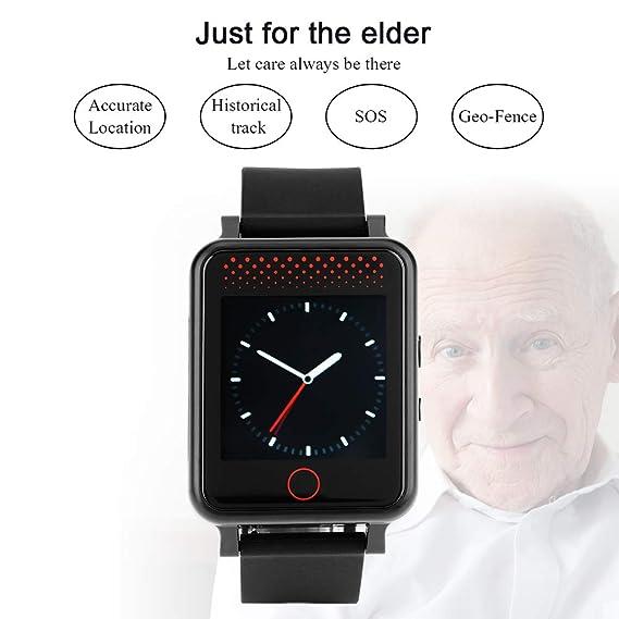 Amazon.com: fosa Smart The Elder/Kids/Toddlers Watch GPS ...