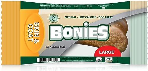 Green Pet Organics BONIES Skin Coat Health Large Single Bone 2.23 oz