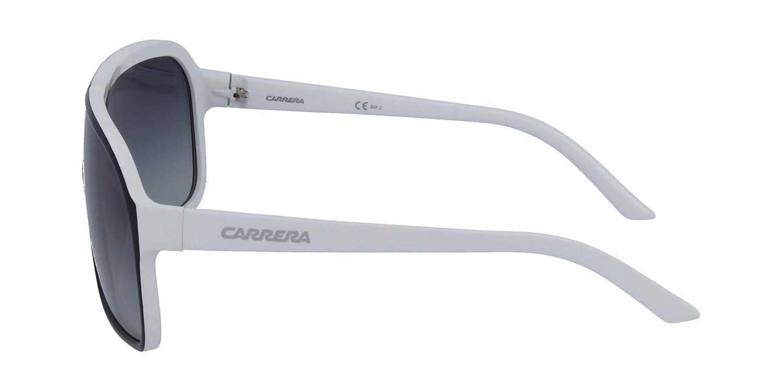 04880942ac9 Amazon.com  Carrera CA5530 OVF Black White CA5530 Visor Sunglasses Lens  Category 2 Size 9  Carrera  Clothing