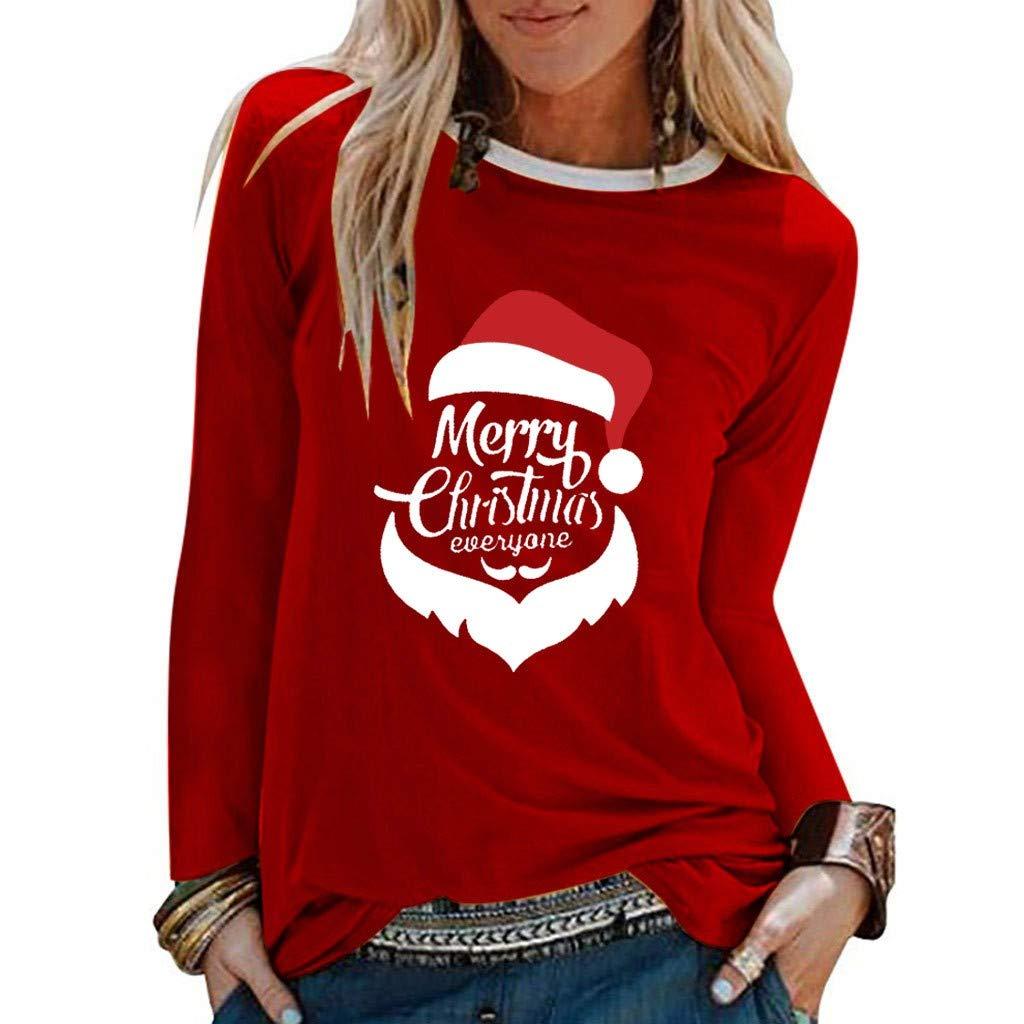 Nouvelle robe de Noël Naughty Girls Get More présente Tee Femmes Noël T Shirt Top