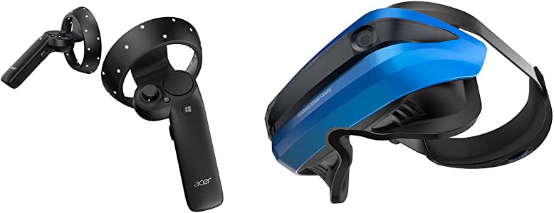 Acer (AH101-D8EY) Windows Mixed Reality Headset Model VD.R05AP.002