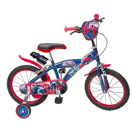 Bicicletta Bimbo Spiderman