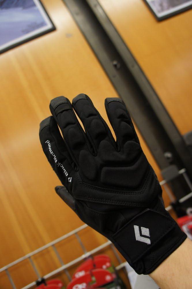 Black DIAMOND torque guantes de escalada guantes de art. - No ...