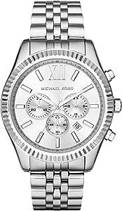 Michael Kors Bradshaw Women's Silver Dial Stainless Steel Band Watch - MK5627