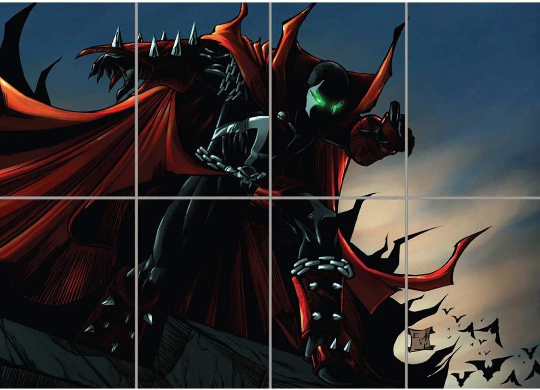 Spawn Comic Super Hero Giant Wall Art Poster Print