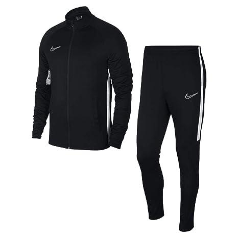Nike Football Tuta nera Academy Nero uomo
