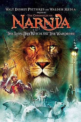 PremiumPrints - Chronicles of Narnia The Lion The Witch and The Wardrobe Movie Poster - XMOV436 Premium Canvas 11