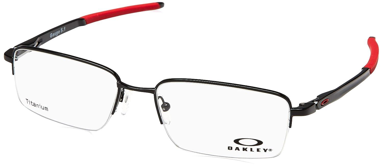 8c60ebd6fc OAKLEY OX5125 - 512504 GAUGE 5.1 Eyeglasses 52mm at Amazon Men s Clothing  store