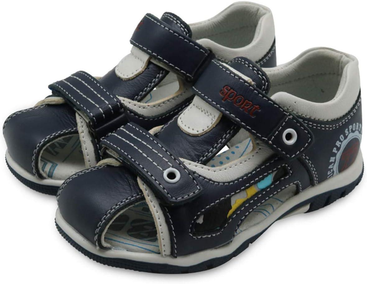 Boys Sandals Childrens Shoes for Boys Flat Closed Toe Orthopedic Kids Sandals