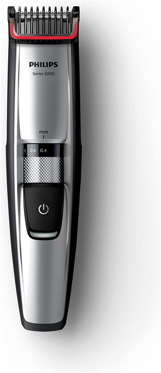 PHILIPS BT5206/16 Beardtrimmer Series 5000 Cuchilla de Afeitar ...