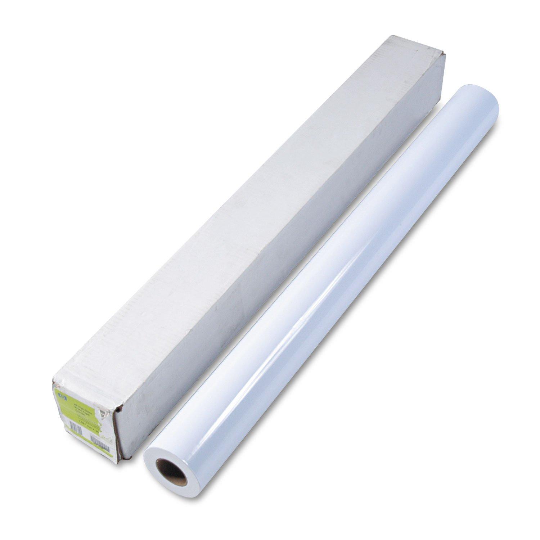 HP Q1428B Universal Gloss Photo Paper, 42''x100', White