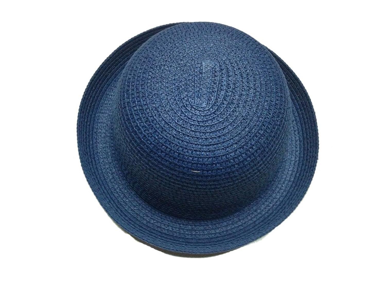 YueLian Women's Roll up Brim Bowler Hat