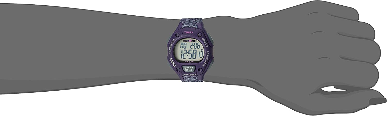 Timex Sportuhr T5k411 Violett/Grau