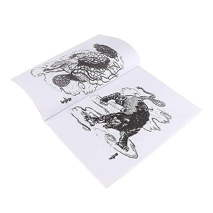 Diseños de Libros de Tatuajes Referencia de Aprendizaje de 51 ...