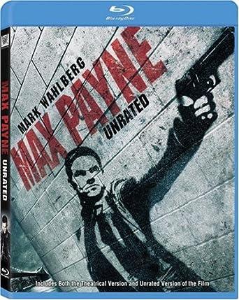 Amazon Com Max Payne Unrated Edition Blu Ray Mark Wahlberg