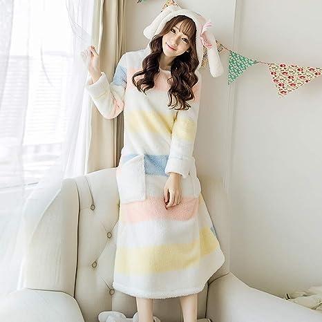 cfe16a2727d9 Amazon.com  Cute Sleeping Dress Home Dress