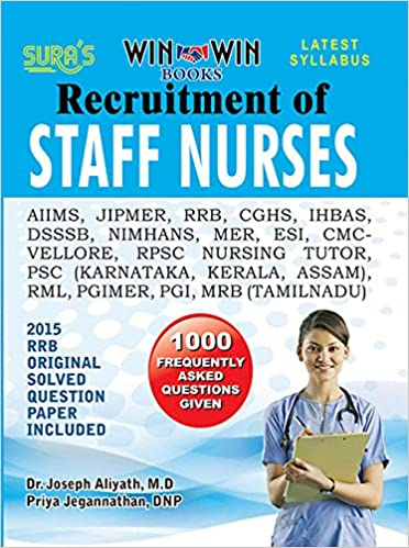 Amazon in: Buy Complete Study Material of Staff Nurse